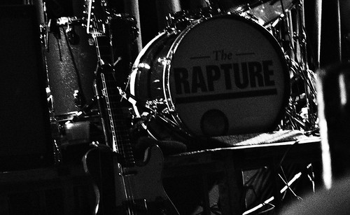 The Rapture at the Metro in Chicago