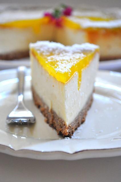 Limon Soslu Chesecake2