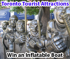Toronto Tourist Attractions Photo Contest on Lenzr.com