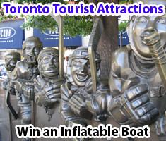 Toronto Tourist Attractions Photo Contest on Lenzr.com