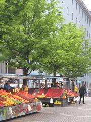 Open-air market, Sweden (La Citta Vita) Tags: city urban retail publicspace shopping market sweden stockholm sverige openair foodstalls htorget fruitsellers vendors kungsgatan hotorget placemaking hotorgshallen