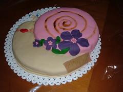 DSCF3128 (tizy's cake) Tags: cake lumaca