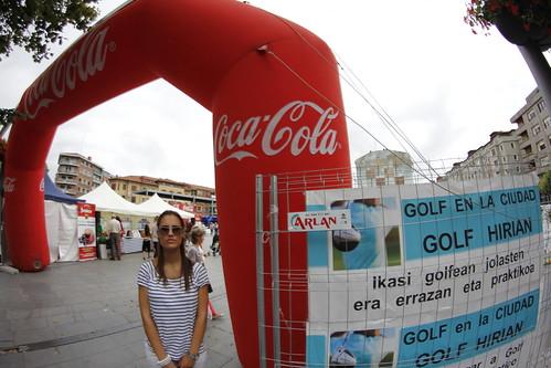 Getxo: Golf en la ciudad