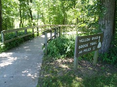 Accessible Trail at Effigy Mounds National Park