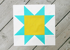 Star of Virginia (Fresh Lemons : Faith) Tags: fabric quiltblock patbravo pureelements summersamplerseries