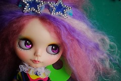A-Dong's OOAK Custom Blythe doll No.54 *POP Rock*
