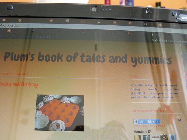 Plum's book of tales and yummies