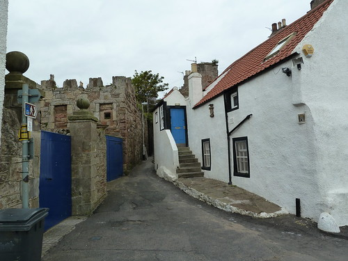 Architecture at Anstruther