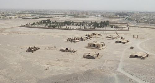 Towers of silence, Yadz