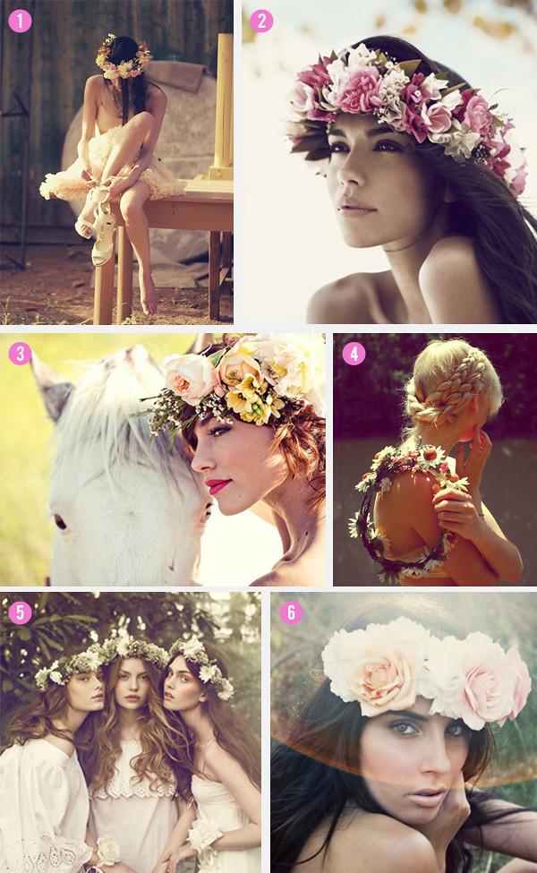 Omaha, Nebraska Wedding Planner hair-flowers_3