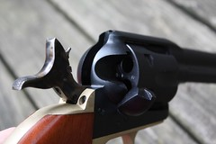 IMG_2966 (zachb37) Tags: army action single revolver hombre 357 cattleman uberti