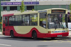 Grosvenor Dennis Dart SLF/Marshall Capital 417 (T417 AGP) (john-s-91) Tags: northfield 417 grosvenor dennisdartslf marshallcapital route39a t417agp