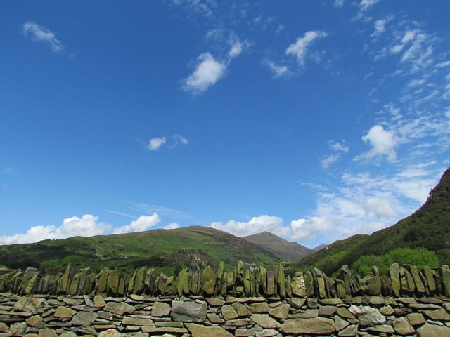 big sky snowdonia national park