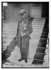 Paris, Baron Von Schon [i.e., Schoen], German Ambassador  (LOC) (The Library of Congress) Tags: paris uniform german libraryofcongress ambassador xmlns:dc=httppurlorgdcelements11 greatmustachesoftheloc dc:identifier=httphdllocgovlocpnpggbain16939 baronwilhelmvonschoen ziviluniform beamtenuniform diplomatenuniform