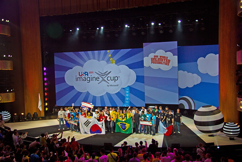 Imagine Cup Winners