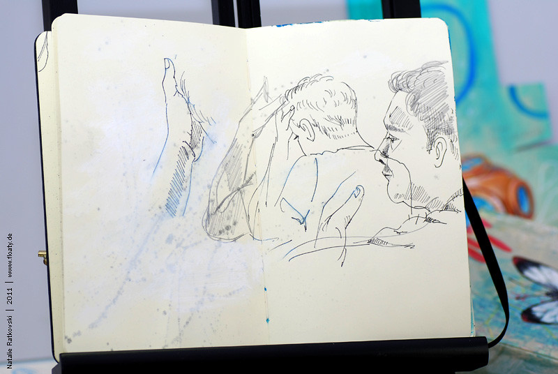 Quickly sketch: emotions