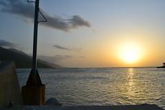 great sunset (salswachgabriel) Tags: sunset sea beauty nikon cluds