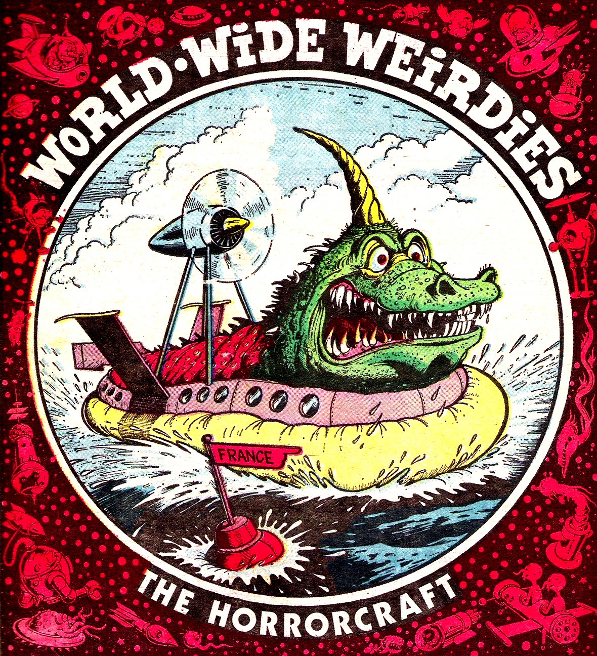 Ken Reid - World Wide Weirdies 53