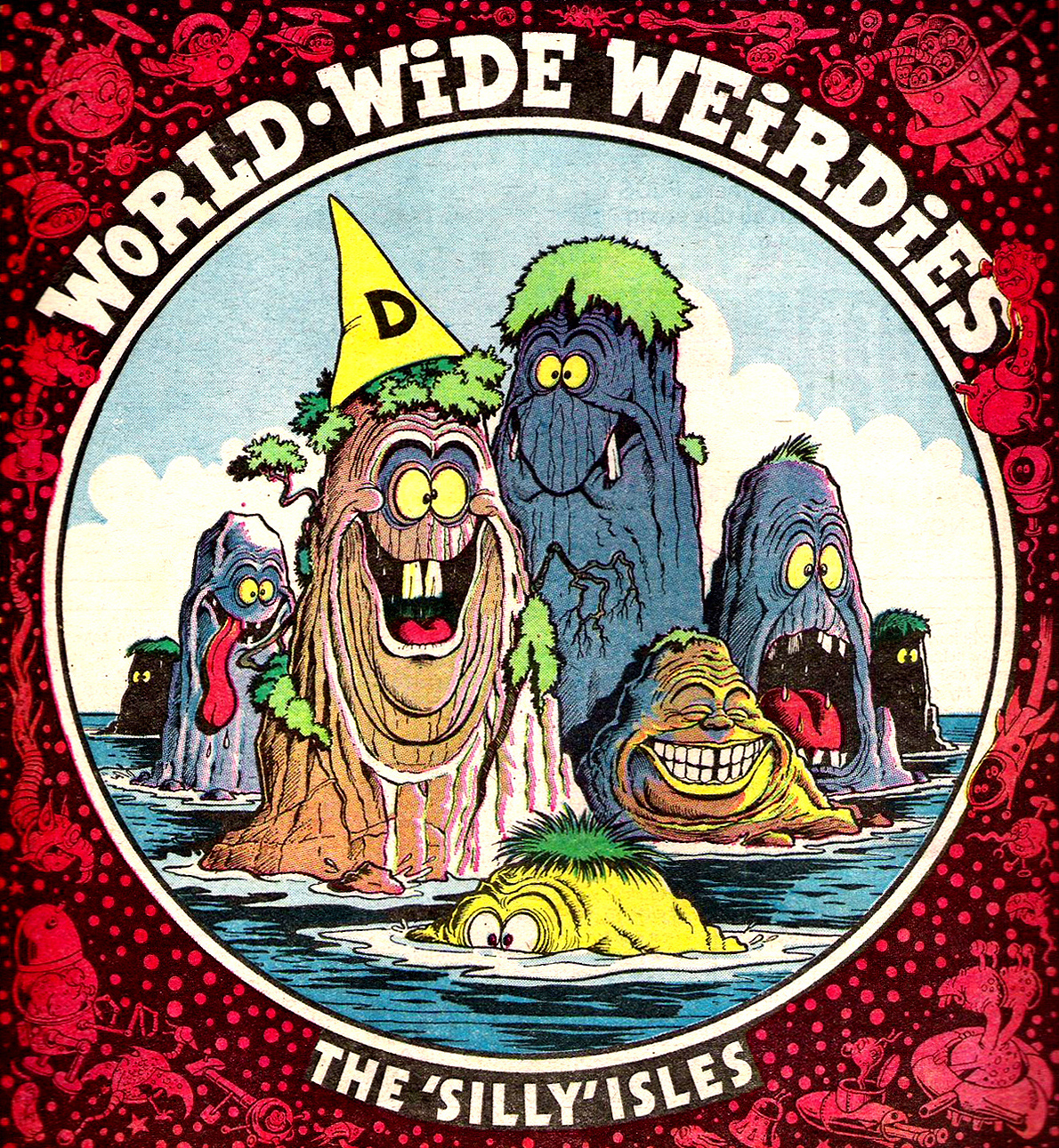 Ken Reid - World Wide Weirdies 85