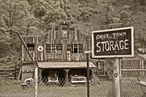 Ghost Town Storage