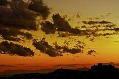 SMOKIN' THUNDER (ONETERRY. AKA TERRY KEARNEY) Tags: sunset nature skies sundown wildlife culture athens nike greece gods acropolis oneterry touraroundtheworld flickraward