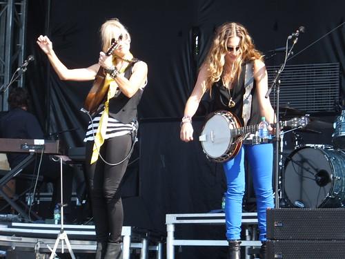 Court Yard Hounds at Ottawa Bluesfest 2011