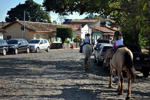 viagem com crianças Lavras Novas em Minas Gerais - Brasil