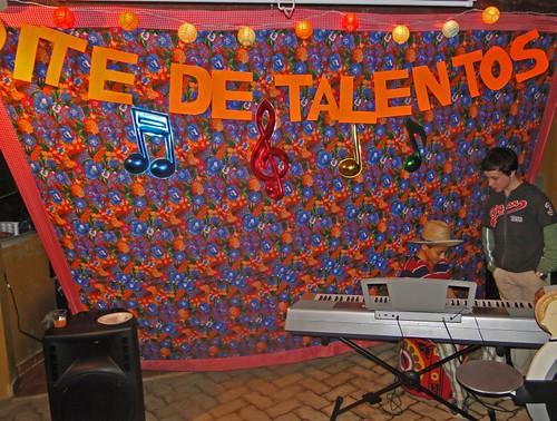 Noite de Talentos