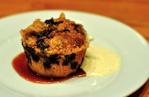 Cochon Blueberry Buckle