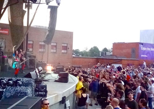 Charlotte, NC: Time Warner Cable Uptown Ampitheatre