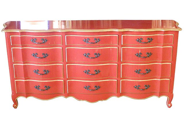 french laquered sideboard $4679