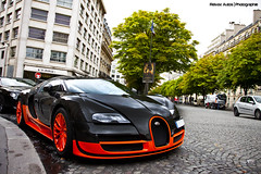 Bugatti Veyron Super Sport (World Record Edition) - [Explore #66] (Reivax Autos) Tags: sport canon eos explore bugatti supercar v8 cinque zonda koenigsegg veyron roadster v12 pagani 50d hypercar agera