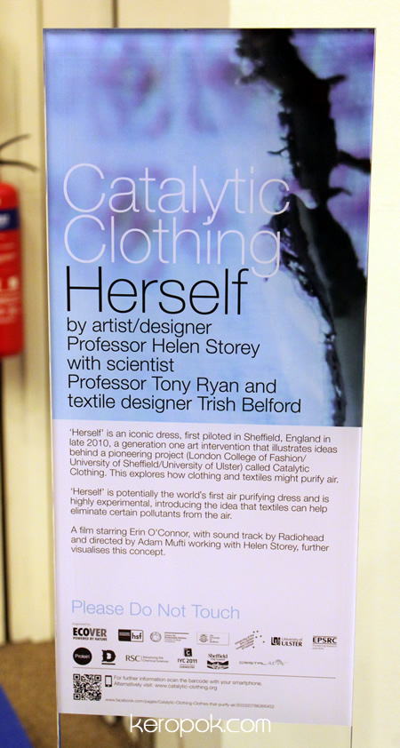Herself - Catalytic Clothing