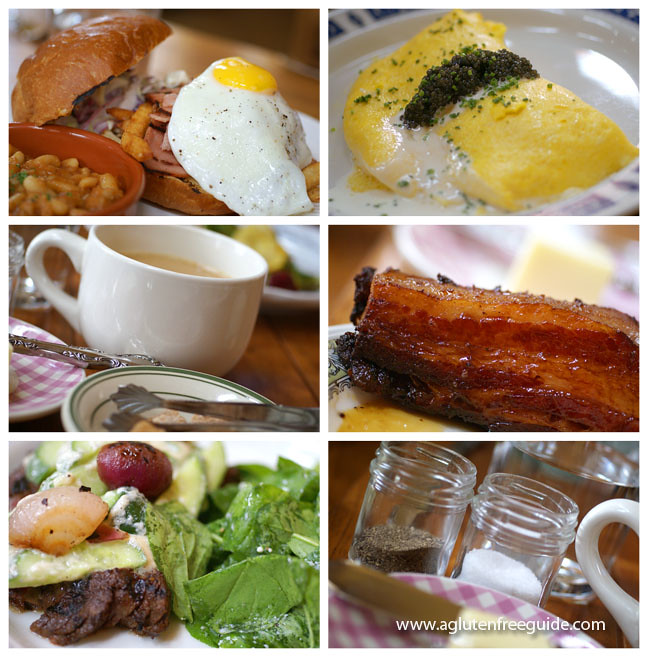 Brunch at The Publican