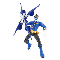 Samurai Blue Ranger (Exia93) Tags: wild rescue storm lost force power dino time ninja space alien delta turbo galaxy jungle samurai operation mighty rangers thunder patrol fury mystic spd rpm zeo overdrive lightspeed 2011 morphin