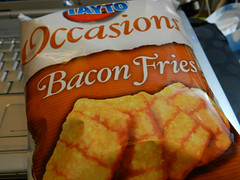 Tayto Occasions Bacon Fries
