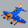 Aoitori Zero - Sky Fighter (Fredoichi) Tags: plane fighter lego space military micro shooter shootemup skyfi shmup microscale dieselpunk skyfighter fredoichi