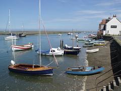 Wells-next-the-Sea - harbour - Sarah Jane (ell brown) Tags: greatbritain england boats boat unitedkingdom harbour norfolk wells quay northsea seaport eastanglia quayside wellsnextthesea sarahjane eastquay northnorfolk