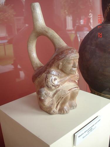 Lima - Museo Nacional de Arqueología, Antropología e Historia del Perú