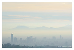 Mexico City (@amarulero) Tags: city sky people color fog clouds mexico smog edificios df gente web ciudad cielo nubes linares raul build contaminacion predio amarulero raulamaru dailypicdsc2149