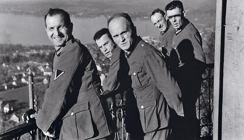 Retratto de soldados