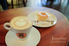 Jcoccino - The Art of Coffee (Fajar Nurdiansyah) Tags: bali coffee indonesia donuts jco d90 kuliner sigma2470mmexdg fajarnurdiansyah