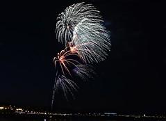 Paignton Fireworks July 2011 (9) (Smirfman) Tags: uk exposure colours sony kitlens devo alpha 2011 a550 sony18200mm paigntonfireworks2011paignton torbayregattajuly nightshotfireworks