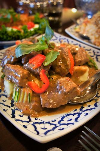 president thai cuisine