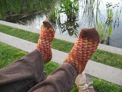 Grimm Socked Soles