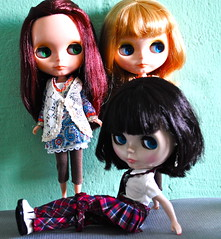 The tale of 3 Blythe sisters