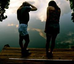 DSC_0286 (haleyyyyyyyyy) Tags: girls girl fashion indie clouds sunset sun sky summer photography