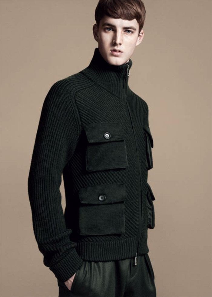 James Smith0068_Z Zegna Fall 2011 Campaign(Fashionisto)