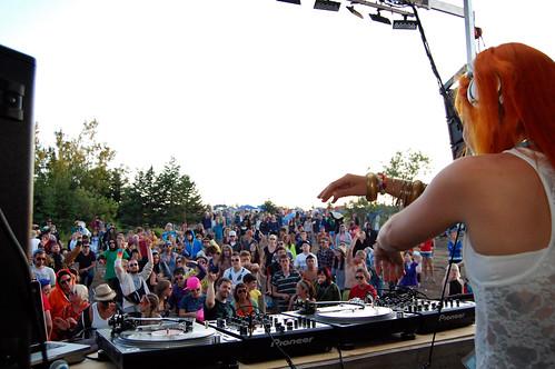 Vilify - Evolve Festival 2011