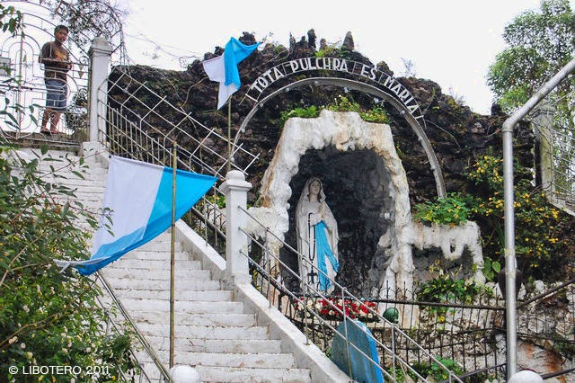 Lourdes Grotto, Baguio City